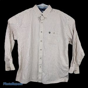 George Strait Wrangler Cowboy Cut Collection Shirt